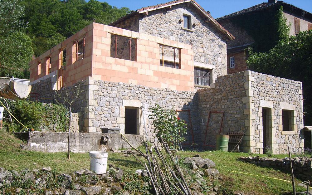 Renovation du Bati Ancien