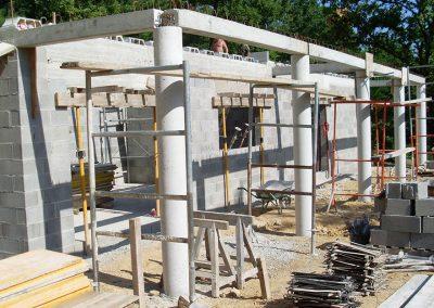 Construction Béton armé